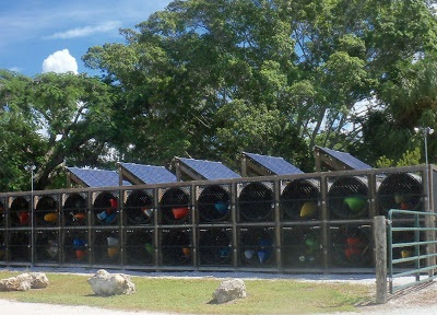 Image for Kayak Storage Facility at Leone Beach Park
