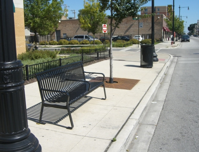 Image for #Take a Seat - New Bus Benches