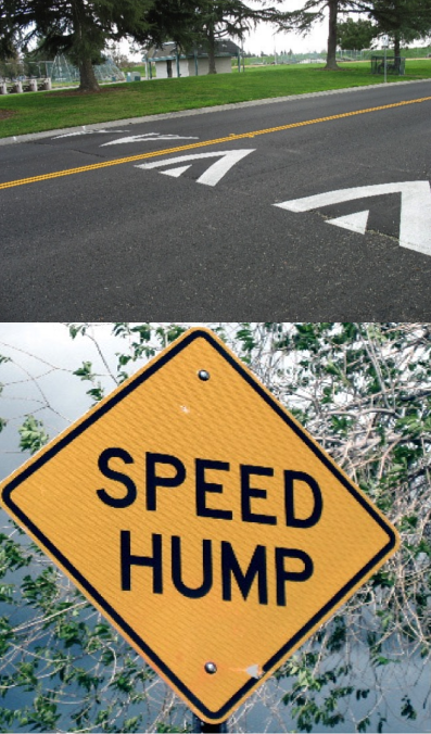 Image for Residential and School Zone Speed Hump Installation