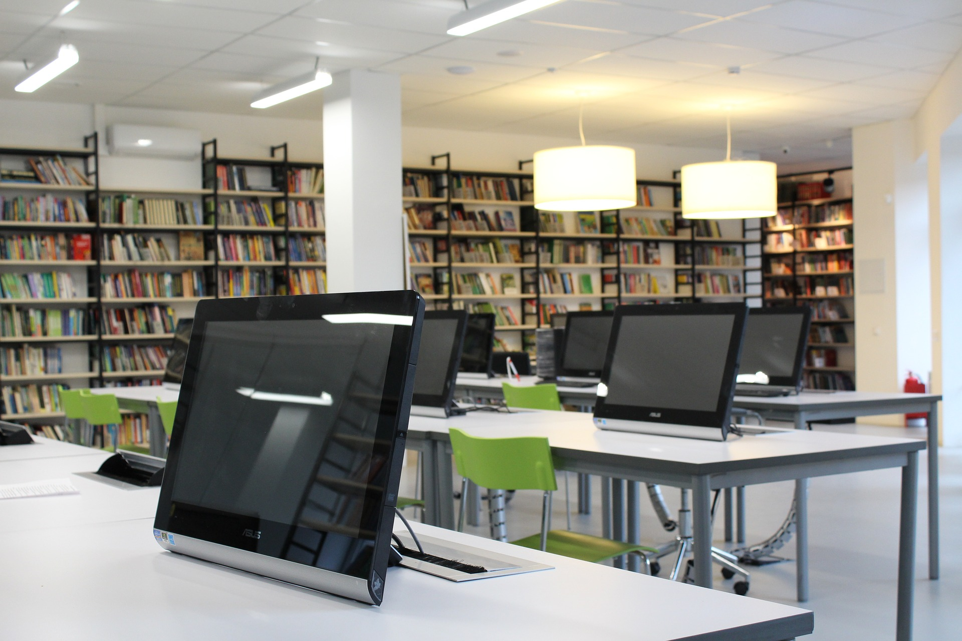 Image for Purchase of computers for the Dieppe Public Library