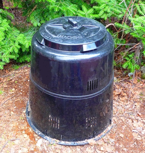 Image for Composters and rainwater barrels