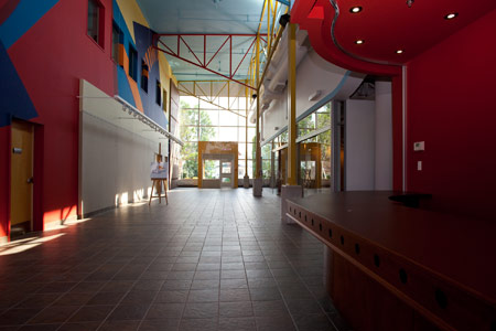 Image for Acoustics and sound in the Atrium of the Arts and Culture Centre