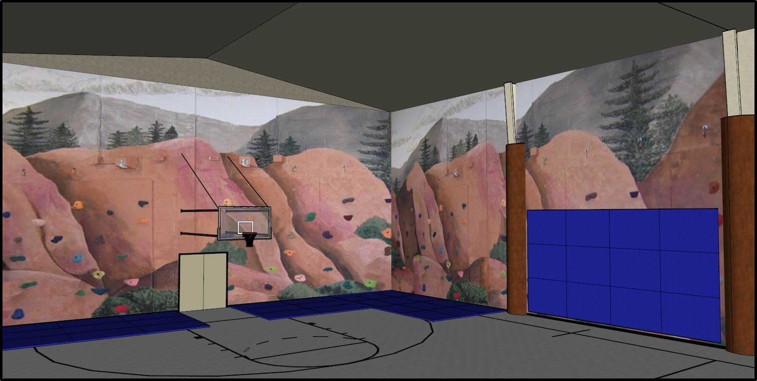 Image for Lakeburn Rocks – indoor climbing wall