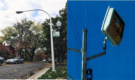 Image for Lighting up the Schools: New Lights around Sullivan and Kilmer Schools