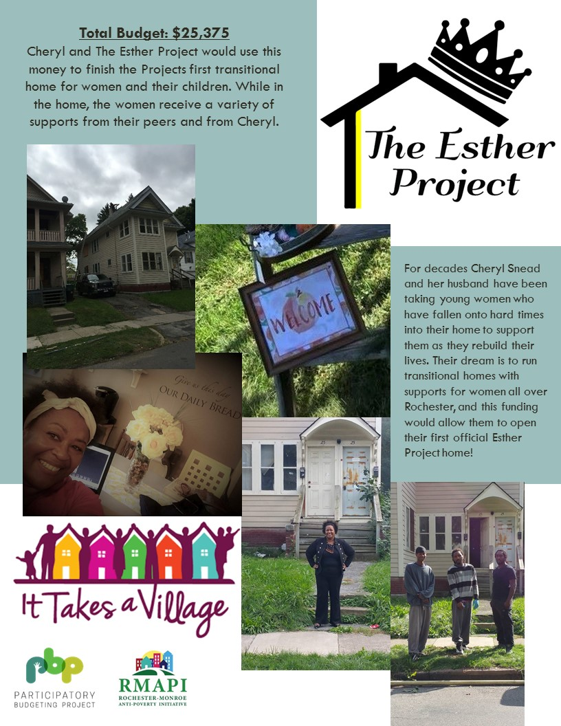 Image for The Esther Project