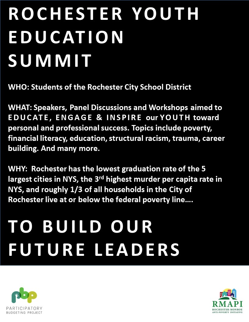 Image for Rochester Youth Education Summit