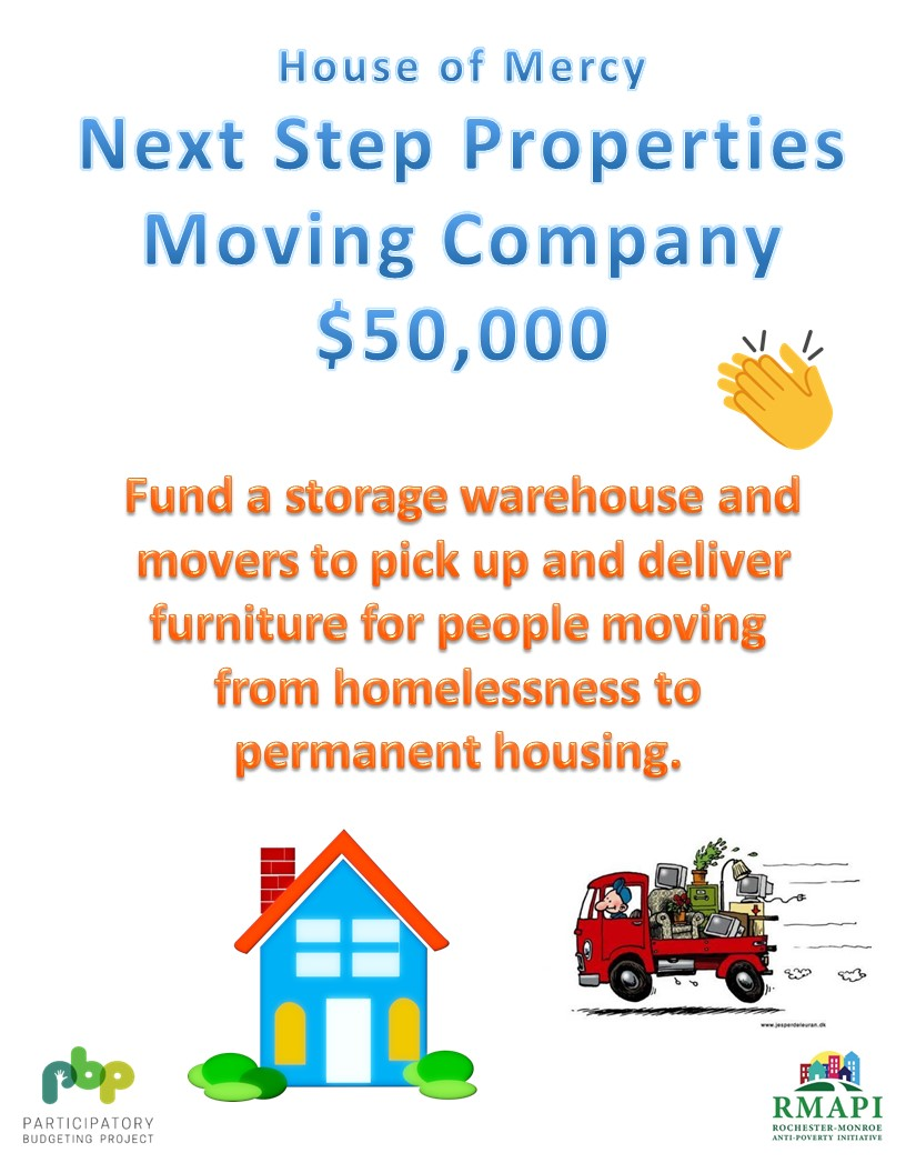 Image for House of Mercy Next Steps Moving Company